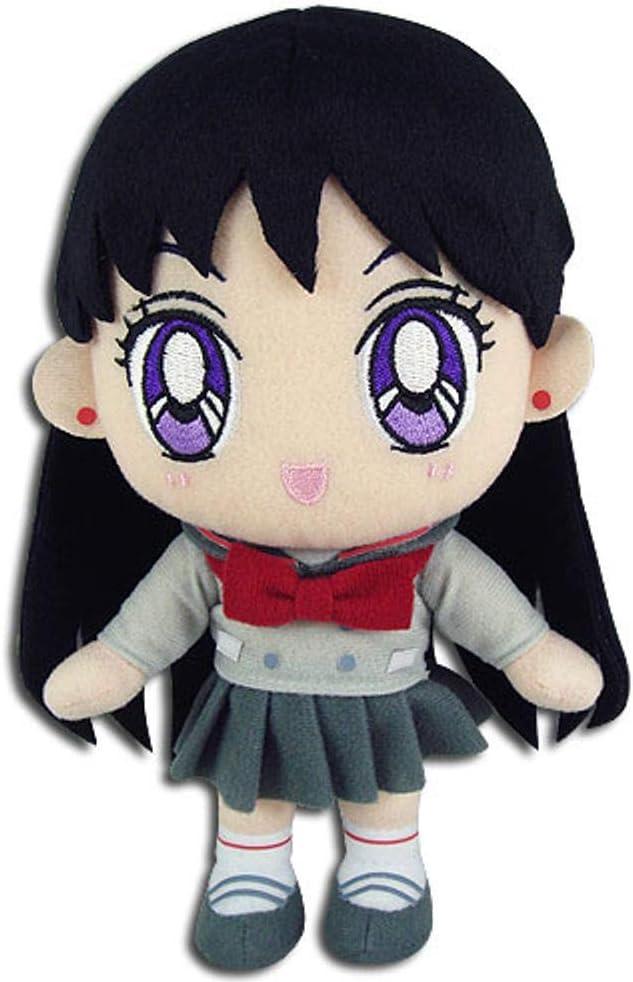 "Great Eastern Entertainment Sailor Moon S- Rei Plush 8"", Multicolor"