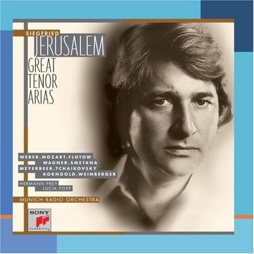 Siegfried Jerusalem - Great Tenor Arias