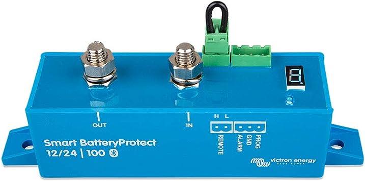 Bluetooth Ca. Victron Smart BatteryProtect BPR065022000 65AMP 6-35 VDC