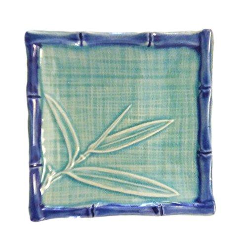 Japanese Turquoise Blue Bamboo 4.5