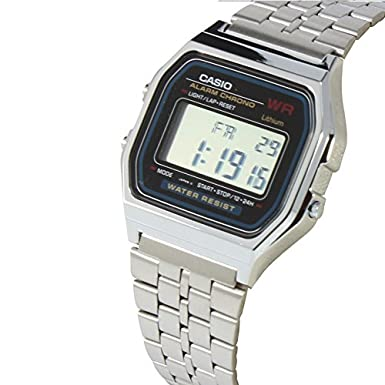 Amazon.com: Casio General Mens Watches Digital A-159WA-N1DF - WW: Watches
