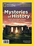 National Geographic Mysteries of History: What's Real, What's Fantasy, and What's Still a Mystery