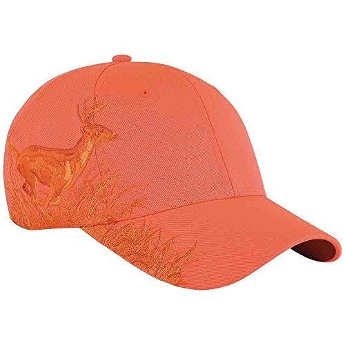 DRI Duck Running Buck Wildlife Series Cap Blaze ()