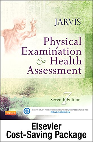 Physical Examination and Health Assessment - Text and Elsevier Adaptive Learning (Access Card) Package