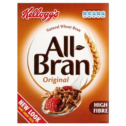 Kellogg's All-Bran Original 5x500g