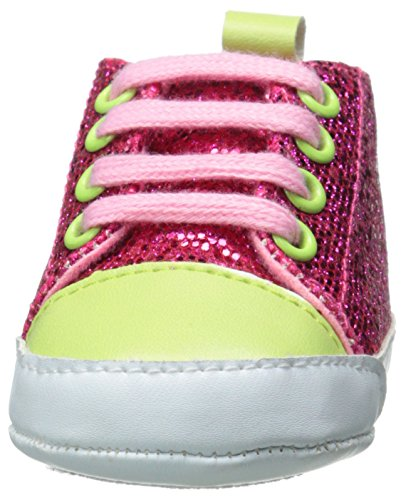 Friends Infant with Sneaker Sparkly Laces Pink Luvable Pink Cqtdwxaw4