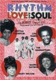 Rhythm Love & Soul: Sexiest of R&B Live 1 [DVD] [Import]