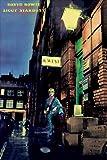 Pyramid International Ziggy Stardust David Bowie Maxi Poster, Multi-Colour, 61 x 91.5 x 1.3 cm