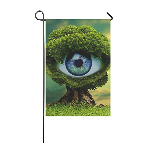 Home Decorative Outdoor Double Sided Nature Lawn Vista Outdo