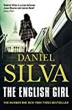 Front cover for the book The English Girl by Daniel Silva