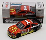 Lionel Racing Jamie McMurray #1 McDonald's 2017 Chevrolet SS 1:64 Scale HT Official Diecast of the NASCAR Cup Series