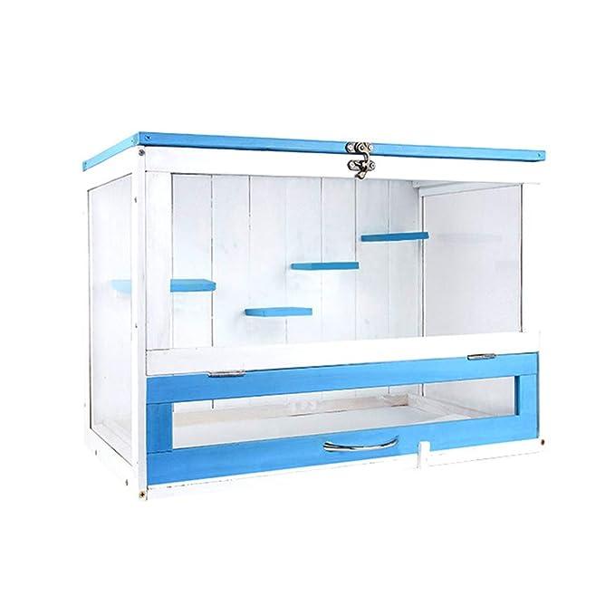 Amazon.com: Hamster Cage – Mesa acrílica con diseño de ...
