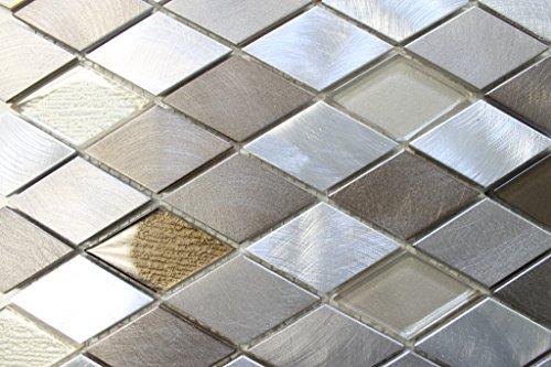 Tile Mosaic Diamond (4