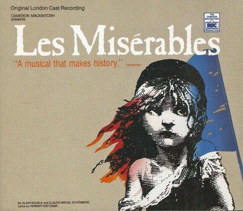 (Les Miserables Original London Cast)