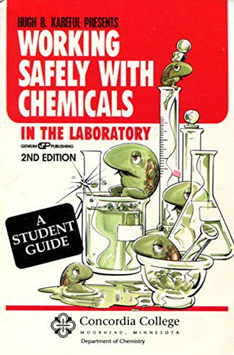 Working Safely With Chemicals in the Laboratory