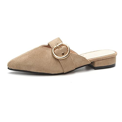 Pantofole Ciabatte Piccolo Metallo Sandali Fibbia Di Pattini Scarpe XTwPukOZi