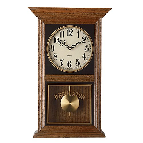 Dearborn Regulator Wall Clock Kit (Regulator Glass Clock)