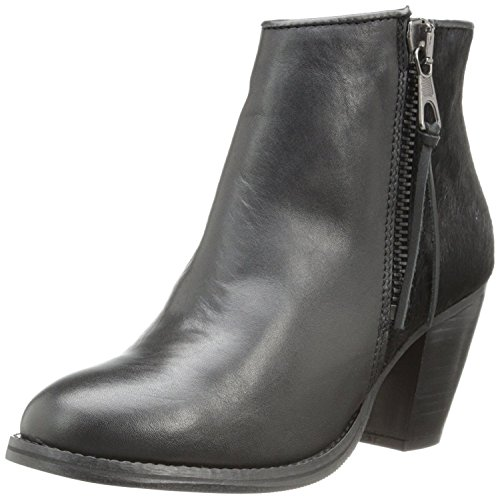 Bronx Women's Mag Nolia Chelsea Boot,Black/Multi,39 EU/9 M US