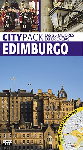 Edimburgo (Citypack): (Incluye plano desplegable) Tapa blanda – 29 ene 2018 Varios autores AGUILAR OCIO 8403518803 TRAVEL / General