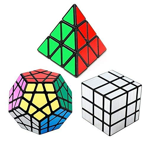 Sematyoung Speed Cube Set Bundle Pack of 3