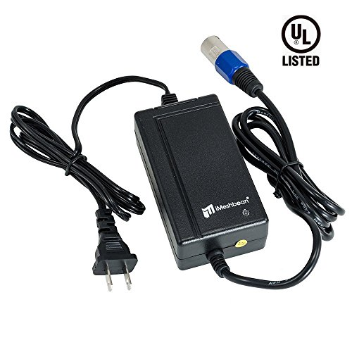I500 Battery Charger - iMeshbean 24V Battery Charger for Scooter Izip I-300 I-400 I-500 Schwinn S300 S350 S400 S500 S150 S180 S200 S250
