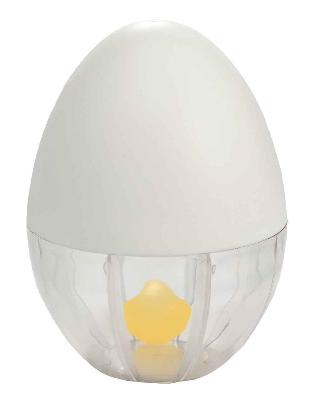 White Hutzler Egg Scrambler