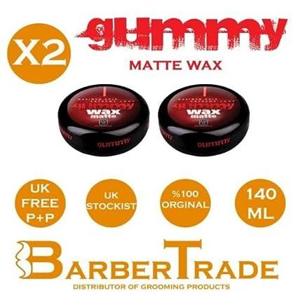 X2 ORIGINAL Fonex Gummy mate Look Hair cera 140 ml * * * Entrega gratuita Reino