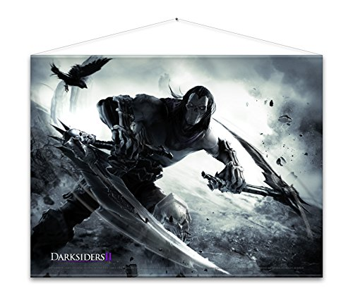 Darksiders 2 Wallscroll Death 100 x 77 cm Gaya Entertainment Posters (Death Scroll)
