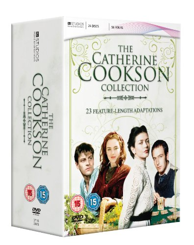 The Catherine Cookson Collection - 24-DVD Box Set ( The Moth / The Black Velvet Gown / The Black Candle / The Secret / The Mallen Streak / The Ma [ NON-USA FORMAT, PAL, Reg.2 Import - United Kingdom ]