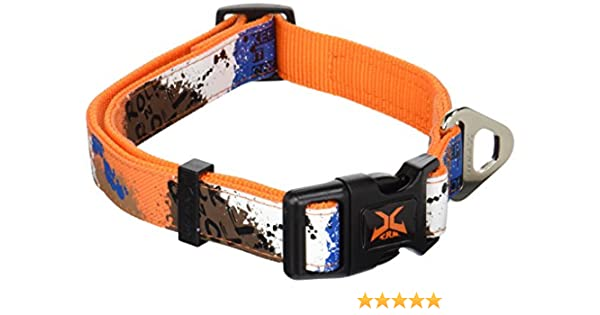 Casual Canine Xtreme Juego de Collar, 18 A 26 Pulgadas, Naranja ...