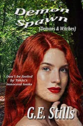 Demon Spawn (Demons & Witches Book 4)