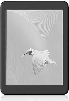 NBVC EBook Lector de 7,8 Pulgadas de Tinta electrónica eReader 8 Core Android 6.0 Dual de Color frontlight 2G / 16GB (Bundle : +Case Sets, Color : Black): Amazon.es: Electrónica