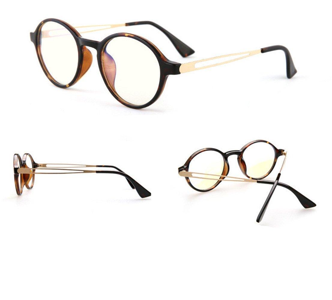 Smx Gafas Neutras para/Eliminan la Fatiga y la Irritación Visual/Gafas Anti LUZ Azul y UV para Pantalla/Filtro luz Azul de Descanso para pcGafas de ...