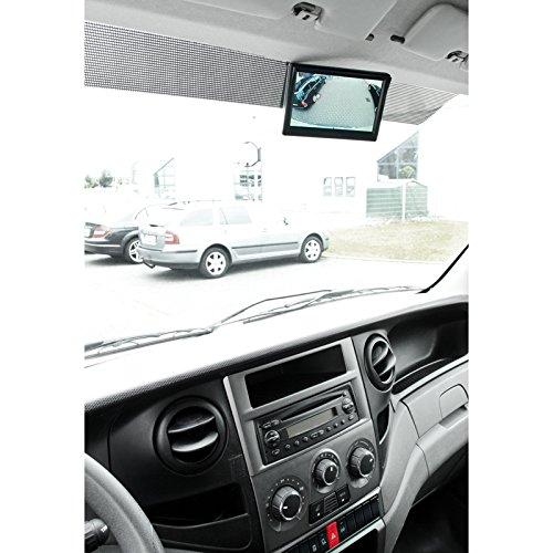 Ampire Carmedien Juego de Monitor para Iveco Daily 6/A Partir de 2014