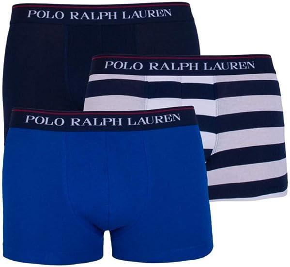 Polo Ralph Lauren Hombre Calzoncillos Paquete de 3 - Classic ...