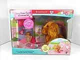 American Girl Fancy CockerSpaniel Pet House Play Set