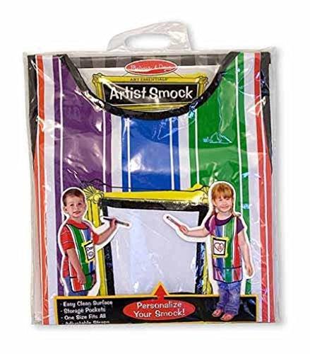 Melissa & Doug Art Essentials Artist Smock - One Size Fits All