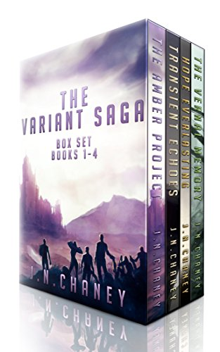 The Variant Saga: A Dystopian Sci-fi Epic (Best Young Adult Dystopian)