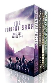 The Variant Saga: Books 1 - 4 (The Variant Saga Boxset)