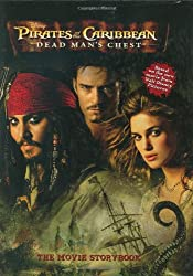Pirates of the Caribbean Dead Man's Chest: The Movie Storybook