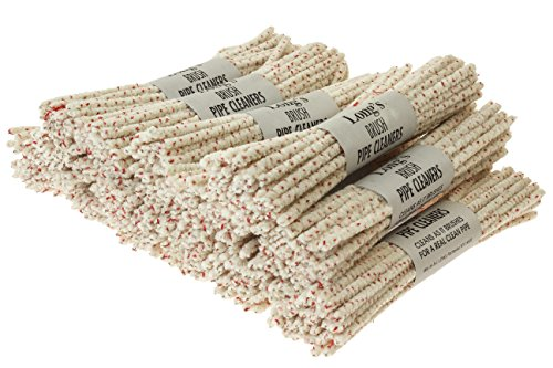 BJ Long Brush Pipe Cleaners 40 Count - 12 Pack TP-1432 by BJ Long