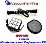 Vacuum Part Pro Special Maintenance Kit For Hoover T Series Bagless Upright Vacuum Cleaners.