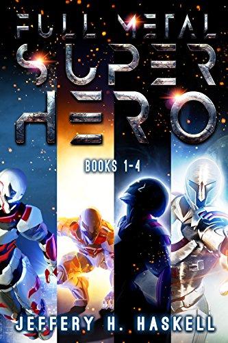 (Full Metal Superhero: Books 1 - 4)