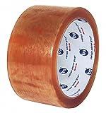 Polypropylene Carton Sealing Tape, Rubber Adhesive, 48mm X 100m, 36 PK