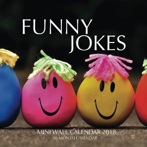 Download Funny Jokes Mini Wall Calendar 2018: 16 Month Calendar ebook