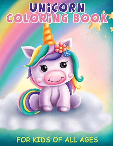 Pdf Science Fiction Unicorn Coloring Book: For Kids Of All Ages: Big Simple Pictures Perfect For Beginners!