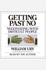 Getting Past No: Negotiating in Difficult Situations Audible Audiobook