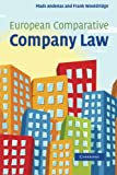 European Comparative Company Law, Andenas, Mads and Wooldridge, Frank, 1107407648
