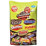 #2: MARS Chocolate and More Halloween Candy Variety Mix 72.83-Ounce Stand-up Bag