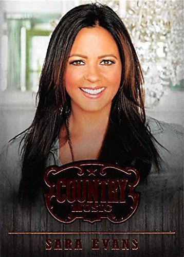 Sara Evans trading card (Country Music Star) 2014 Panini #68 from Autograph Warehouse